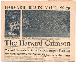 Harvardbeatsyale